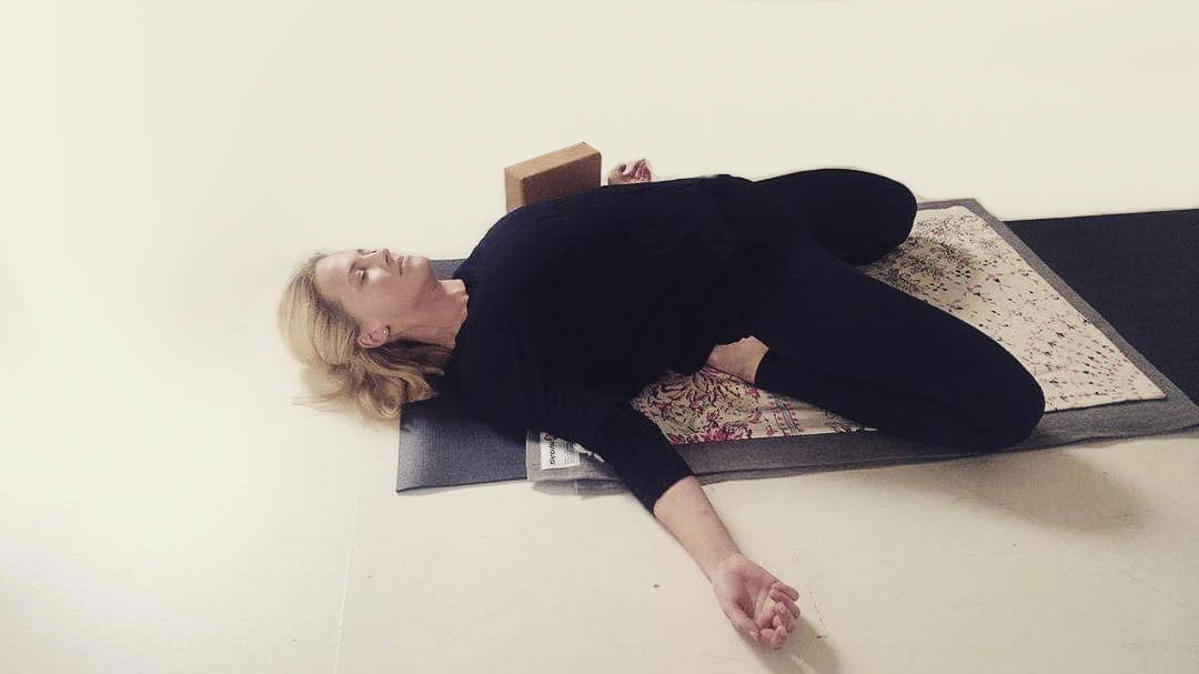 Yin yoga – Can you stay even when you want to move