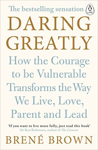 brene-brown: 5 books on my must read